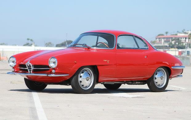 1960 Alfa Romeo Giulietta Sprint Speciale(1)