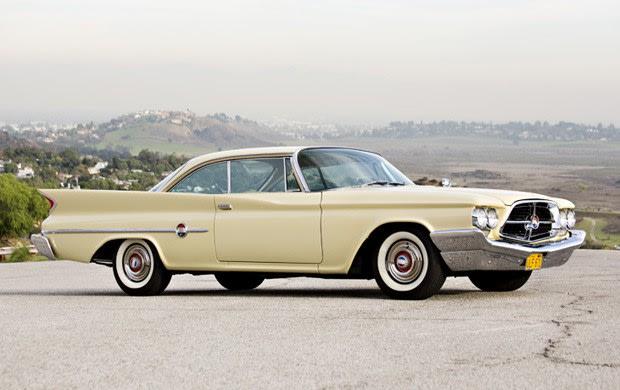 1960 Chrysler 300 F Hardtop
