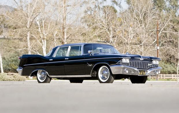 1960 Chrysler Imperial Crown Sedan