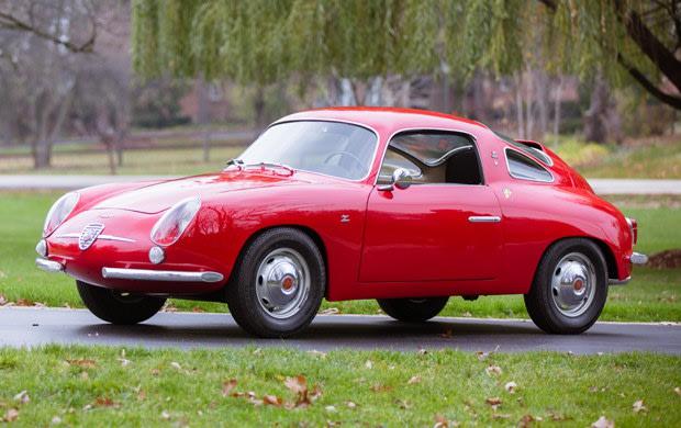 1960 Fiat-Abarth 850 Record Monza