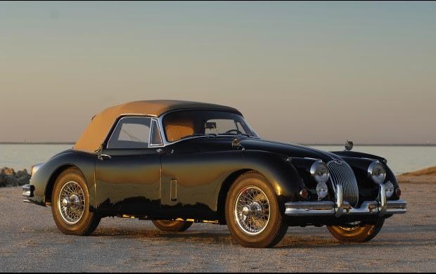 1960 Jaguar XK150S 3.8 Drophead Coupe