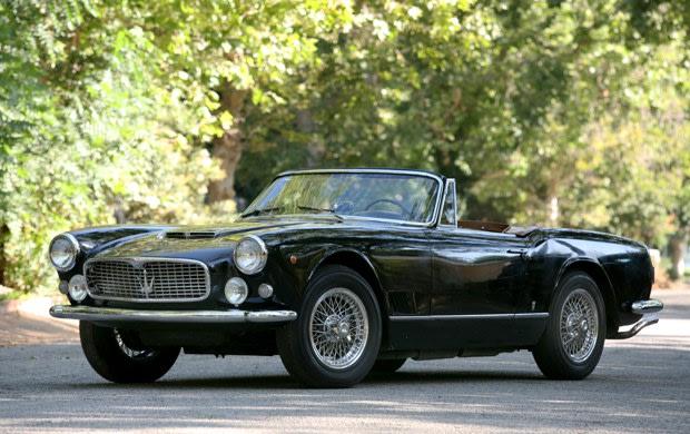 1960 Maserati 3500GT Spider