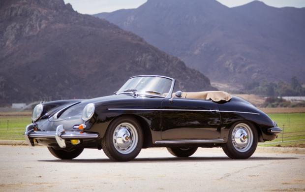 1960 Porsche 356 B Super 90 Roadster