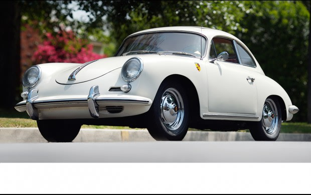 1960 Porsche 356B Super 90 Coupe