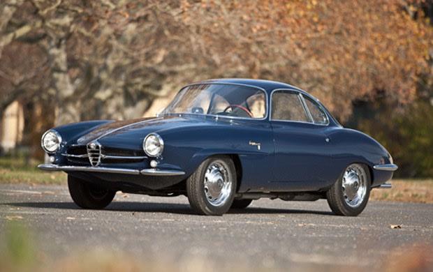 1961 Alfa Romeo Giulietta Sprint Speciale (1)