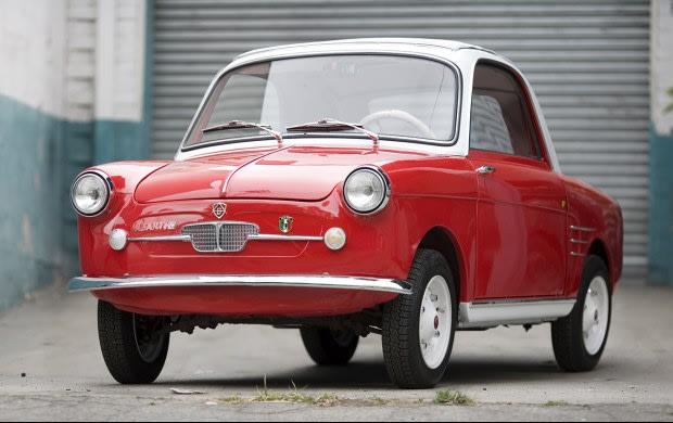 1961 Autobianchi Bianchina Transformabile Speciale
