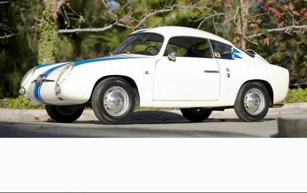 1961 Fiat Abarth Double-Bubble