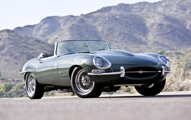1961 Jaguar E-Type Series 1 3.8 Litre Roadster