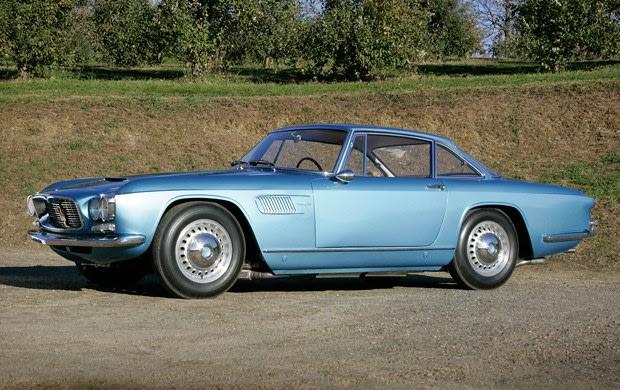 1961 Maserati 3500 GT Coupe Speciale