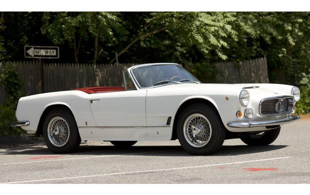 1961 Maserati 3500 GT Spider-1