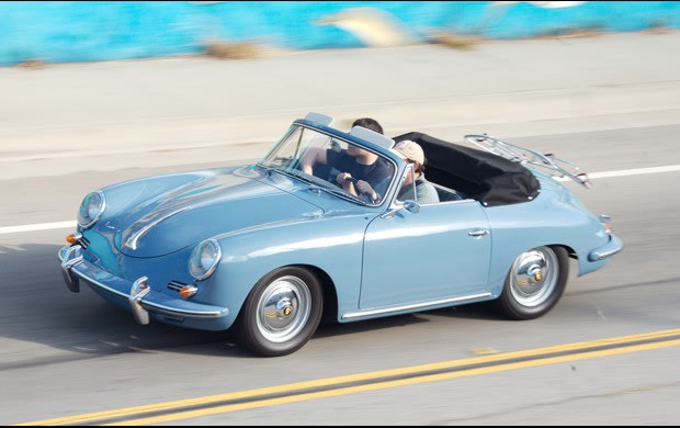 1961 Porsche 356 B Super Cabriolet