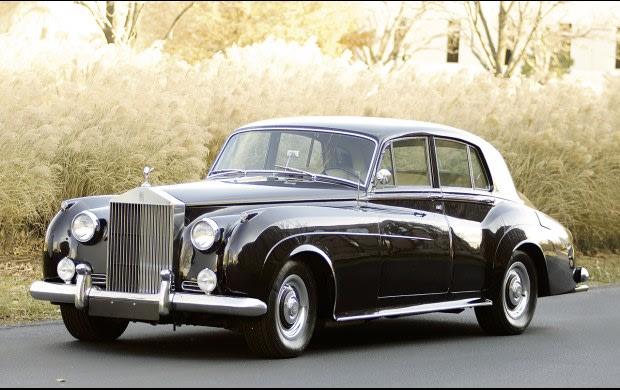 1961 Rolls-Royce Silver Cloud II-2