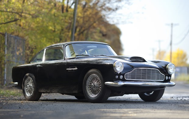 1962 Aston Martin DB4 Series II