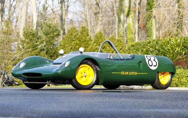1962 Lotus 23B-2