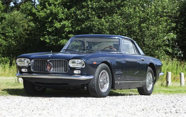 1962 Maserati 5000 GT-2