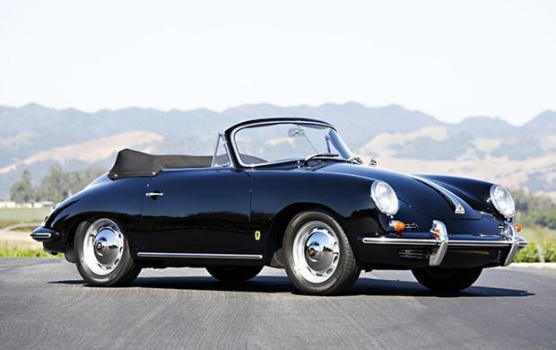 1962 Porsche 356 B Super 90 Cabriolet