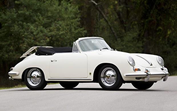 1962 Porsche 356 B Super Cabriolet-2