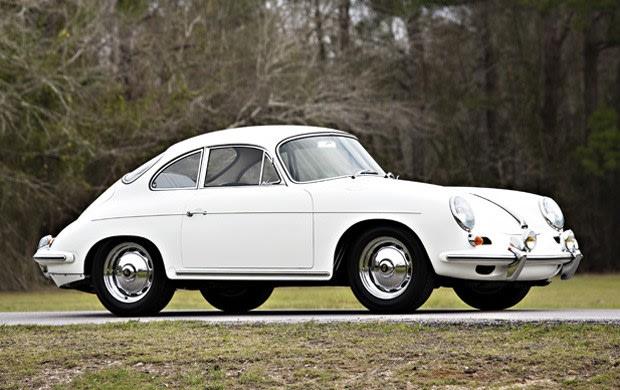 1962 Porsche 356 Carrera 2 Coupe-2