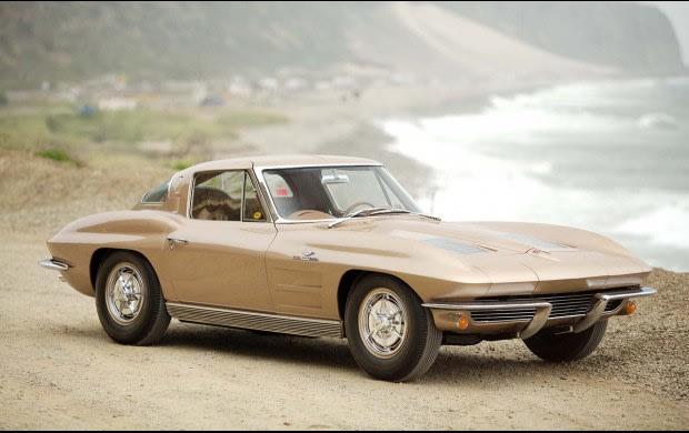 1963 Chevrolet Corvette Z06 Big Tank Fuel-Injected Split-Window Coupe