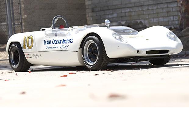 1963 Lotus 23-Porsche Sports-Racer