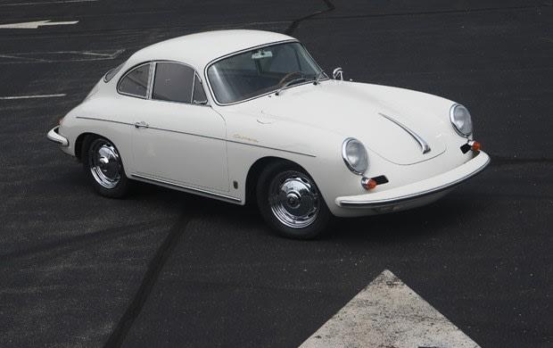 1963 Porsche 356 B Carrera 2 Coupe