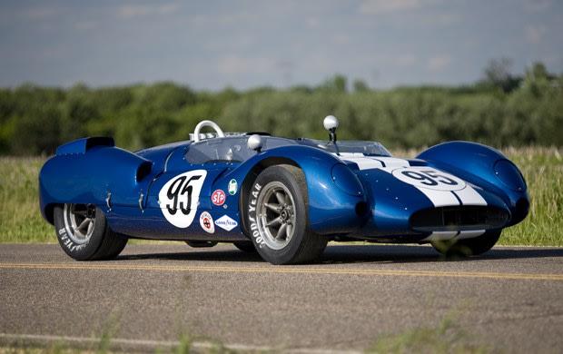1963 Shelby Cooper-Monaco King Cobra