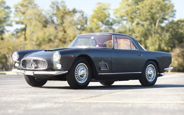 1964 Maserati 3500 GTi Coupe