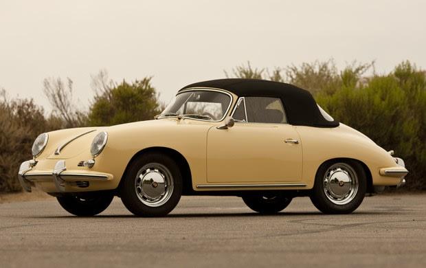 1964 Porsche 356 SC Cabriolet