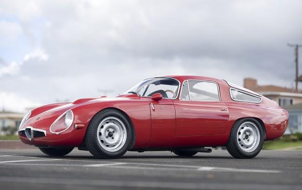 1965 Alfa Romeo Giulia TZ-1