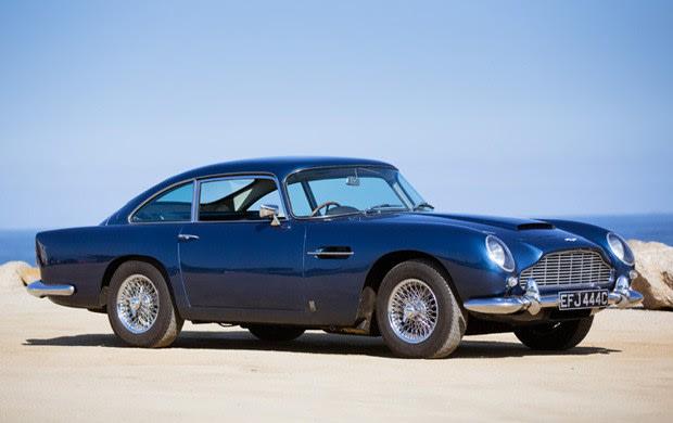 1965 Aston Martin DB5 -4