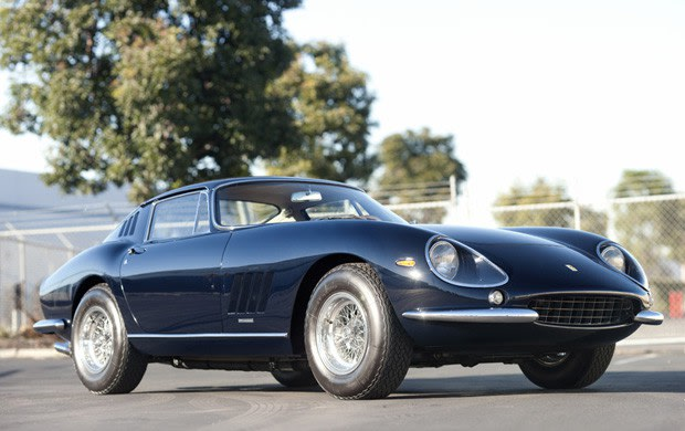 1965 Ferrari 275 GTB Alloy Long Nose-2