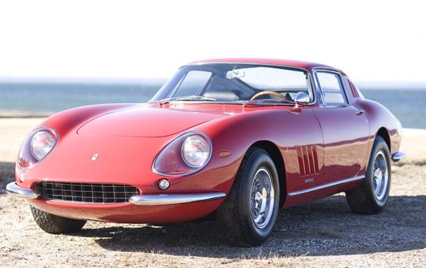 1965 Ferrari 275 GTB Alloy Long-Nose