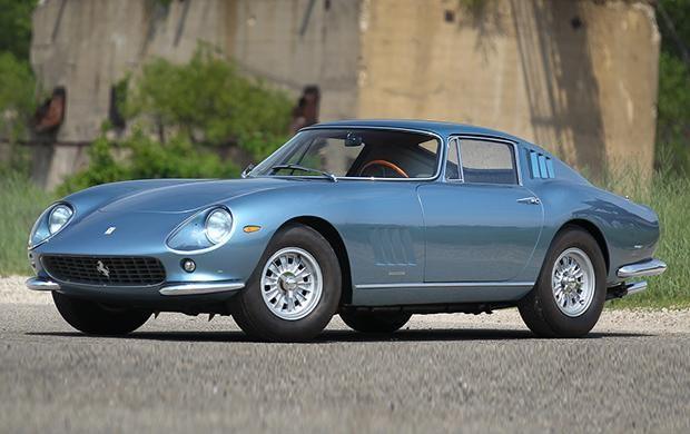 1965 Ferrari 275 GTB-4