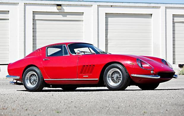 1965 Ferrari 275 GTB-5