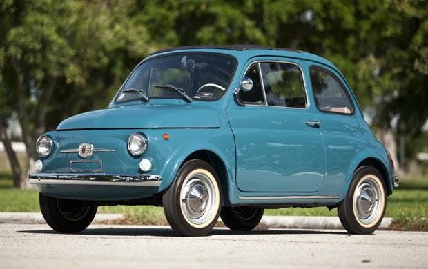 1965 Fiat 500F Berlina