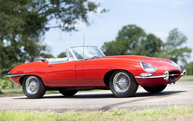 1965 Jaguar E-Type Series 1 4.2 Litre Roadster-2