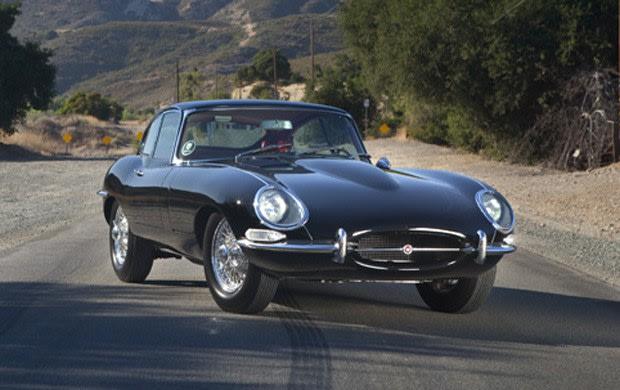 1965 Jaguar E-Type Series 1 4.2-Litre Coupe