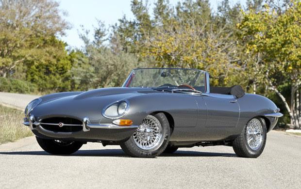 1965 Jaguar E-Type Series 1 4.2-Litre Roadster-3
