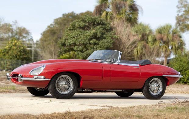 1965 Jaguar E-Type Series 1 4.2-Litre Roadster-4