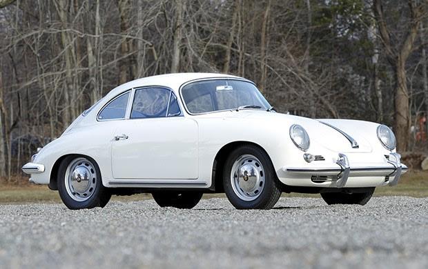 1965 Porsche 356 C Coupe-2