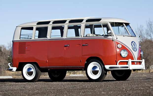 1965 Volkswagen Type 2 21-Window Bus