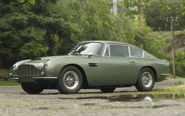 1966 Aston Martin DB6 MK I Vantage