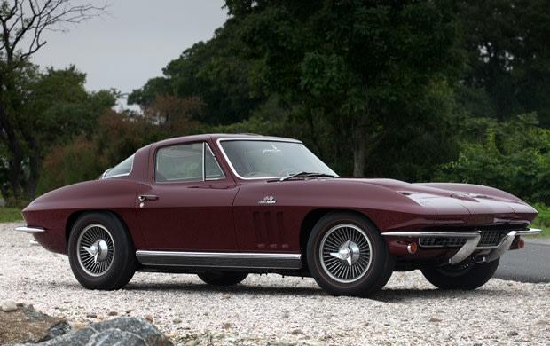 1966 Chevrolet Corvette 427/425 Coupe-1