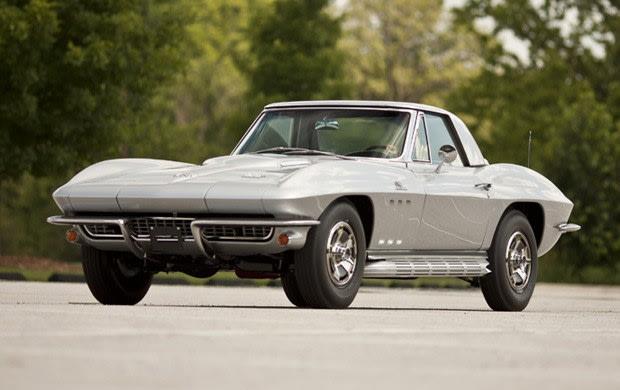 1966 Chevrolet Corvette 427/425 HP Roadster