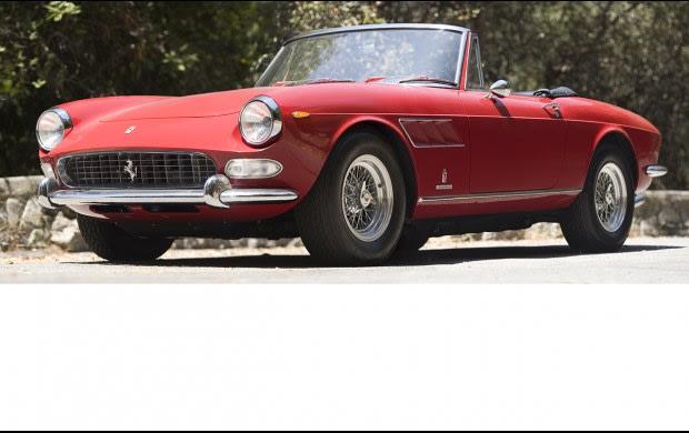 1966 Ferrari 275 GTS-5