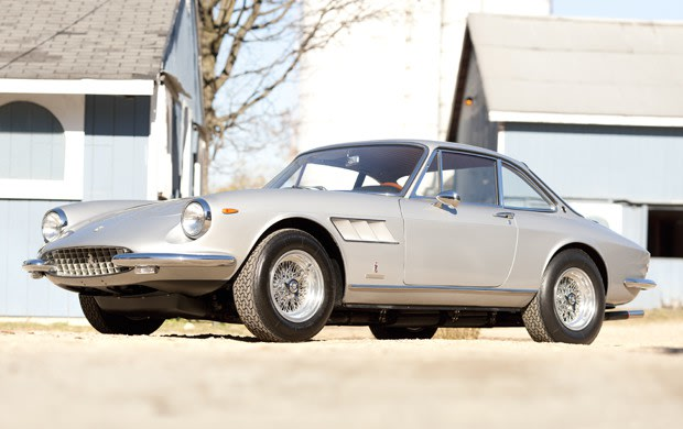 1966 Ferrari 330 GTC (1)