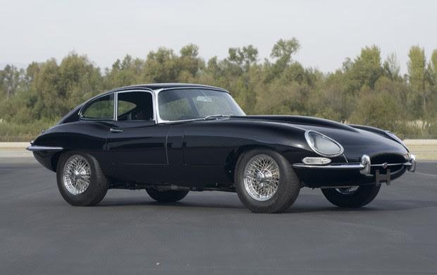 1966 Jaguar E-Type Series 1 4.2 Litre Coupe