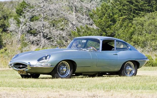 1966 Jaguar E-Type Series 1 4.2-Litre Coupe-2