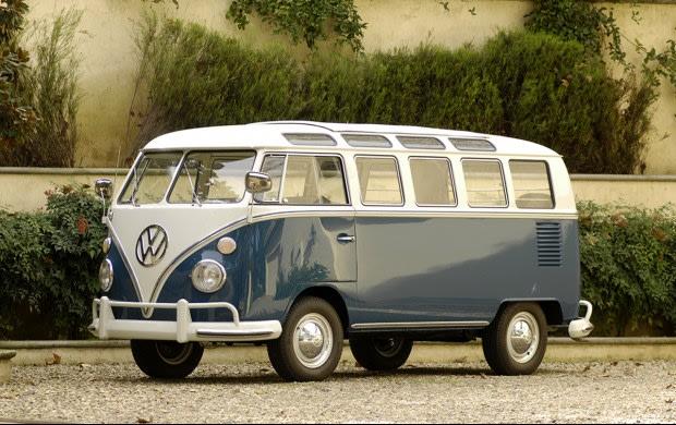 1966 Volkswagen Type II 21-Window Microbus