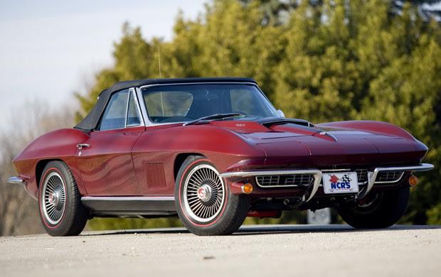 1967 Chevrolet Corvette 427/435 HP Convertible